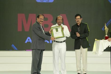 MBA Award, M.P.Ramachandran