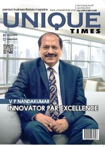 V P Nandakumar : MD & CEO of Manappuram Finance Ltd.