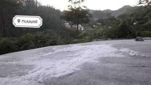Munnar snowfall (5)