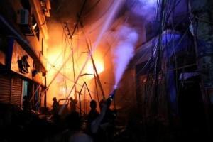 Bangladesh Dhaka DhakaFire Fire ChemcialFire UniqueTimes