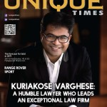 Kuriakose Varghese : Managing Partner at KMNP Law