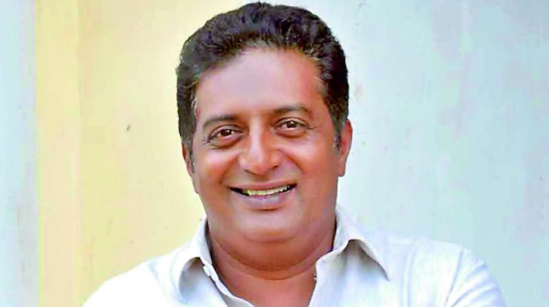 PrakashRaj ActorPrakashRaj BengaluruCenrtalConstituency UniqueTimes