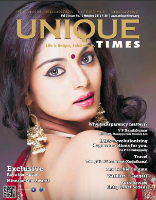 October 2012 Indian Online Magazine
