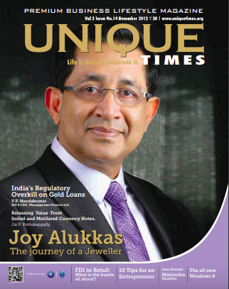 December 2012 Indian Online Magazine