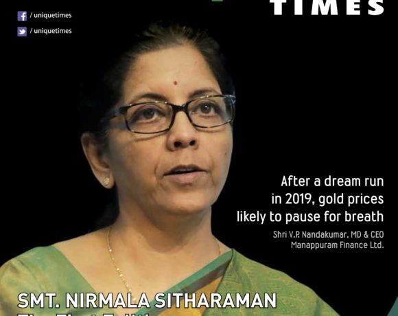 Nirmala Sitharaman Uniquetimes