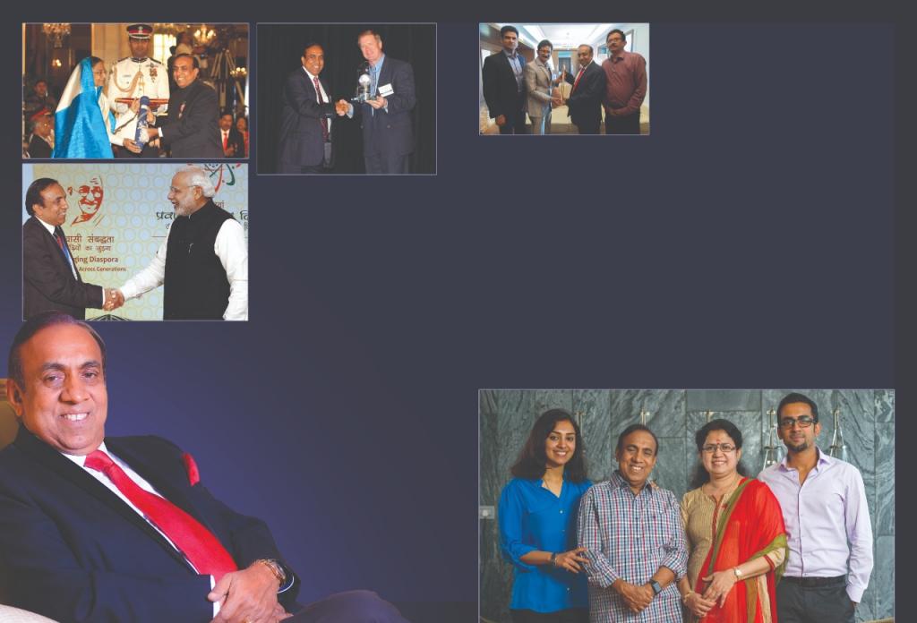 Ravi Pillai Unique Times