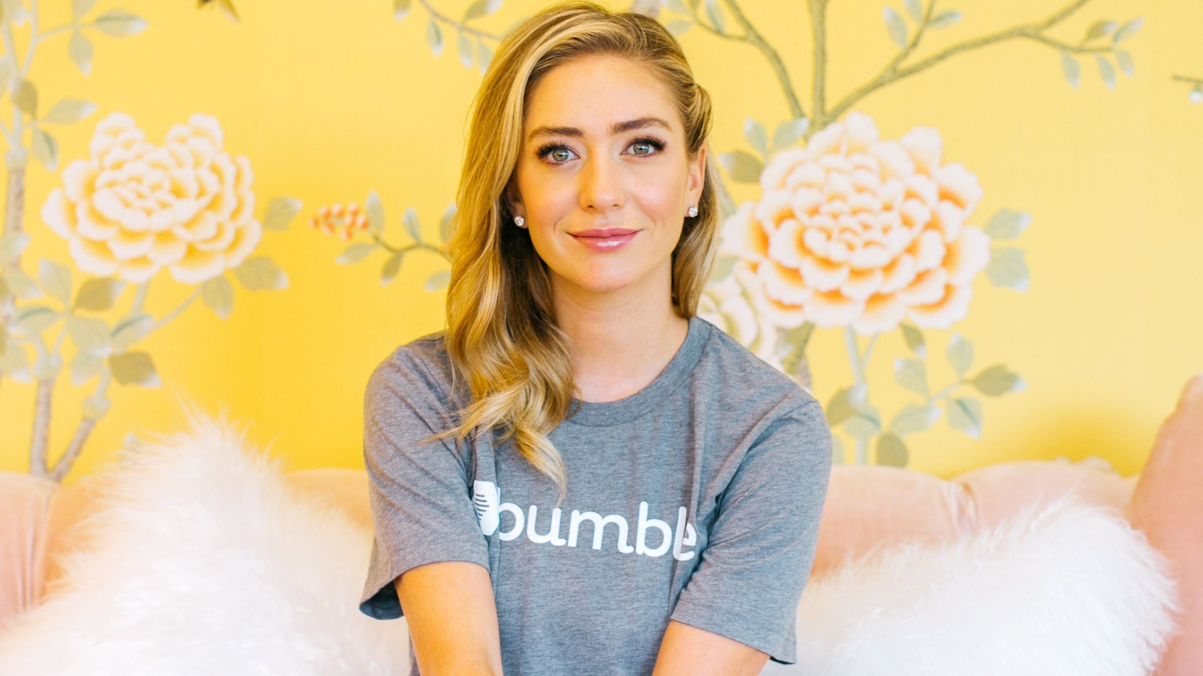 Image result for bumble CEO