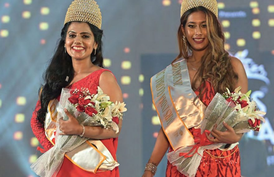 Mrs India Global 2021