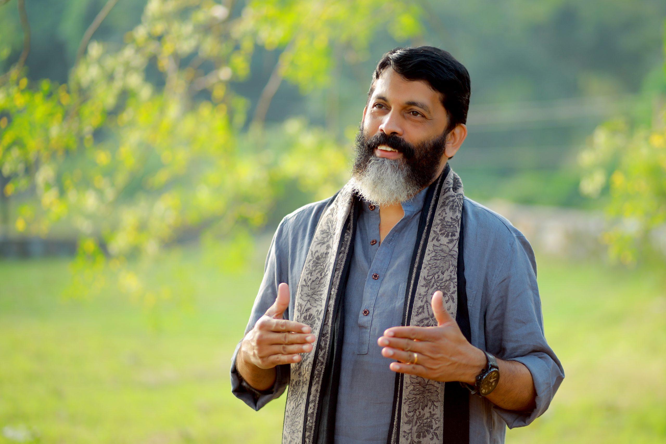 Aji Krishnan HRDS INDIA